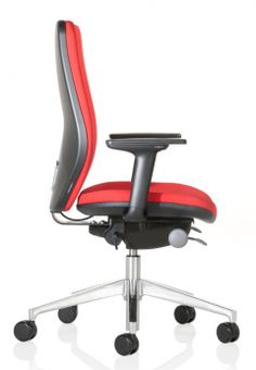 The extremely popular Joy #Chair with sliding seat and pump up lumbar support fitted as standard. http://www.officefurniturescene.co.uk/joy-oh-chair