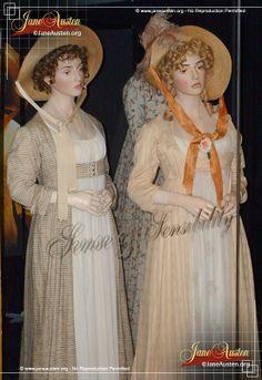 Regency Era Fashion   Jane Austen Regency Period Fashions Gallery