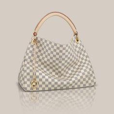 LOUISVUITTON.COM - Artsy MM Damier Azur Canvas Handbags