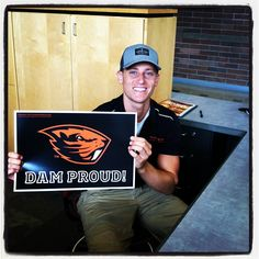 Get over here, get your workout in, and then get your game face on!! #gobeavs #beavernation #damproud