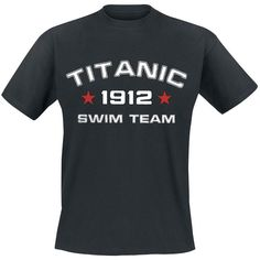 Titanic Swim Team, Titanic Swim Team 1912