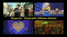 Despacito - Despicable (Minions Remix)