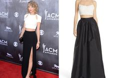 Inspired by Taylor Swift's ACM Awards dress - Red Carpet Dresses You Can Actually Wear to Prom - Livingly