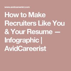 """Other Words For Resume Don't Say You're """"experienced"""" On Your Resume And Other Words To ."""
