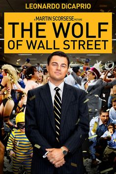 The Wolf of Wall Street, obsessed!