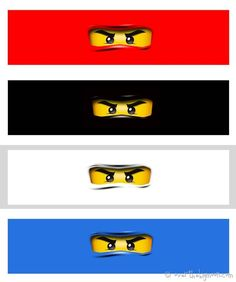 Ninjago Birthday Party with Free Printables | Over The Big Moon