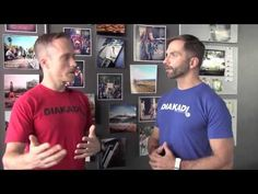 DIAKADI DIY Tips: How to Correct Your Mistakes and Redesign Your Workouts Episode 'What is the ideal warmup before a strength workout?' Josh Moberg and Bi.