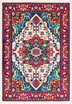 Persian Floral Elenor