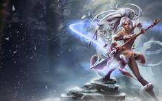 Nida League Of Legends Wallpaper