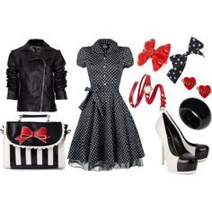 Rockabilly outfit