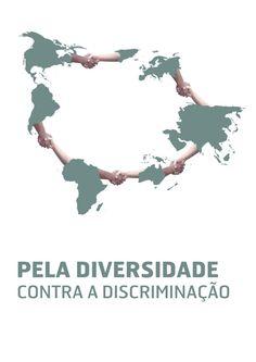 Poster Against Racial Discrimination