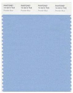 Pantone Powder Blue