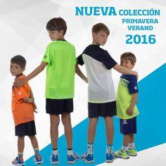 ¡Novedades! Presentamos la nueva colección junior para que los más peques vayan practicando con la pala. http://beesa.me/2ctve #sport #deporte #padel #calzado #zapatillas #shoes #sneakers