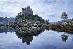 Os 10 mais bonitos castelos de Portugal - Castelo de Almorol