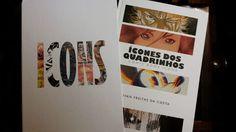Ícones dos quadrinhos (Ivan Freitas da Costa) - 08/10/2013