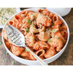 "Vegan Veggie ""Meat"" Sauce (Slow cooker, not the above image)"