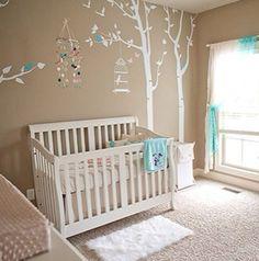 Very cute Baby room idea