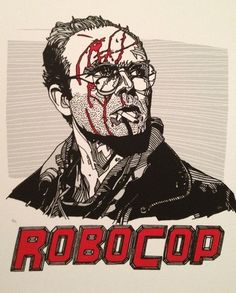 Look at my face.      Clarence Bodicker: By Tyler Stout