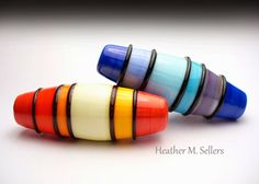 Dragonfly Lampworks: Mod Color Collection