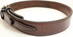 Full Ranger Belt (All Rich Brown)