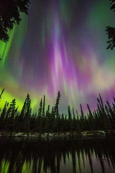 Sebastian Saarloos photo, Northern Lights