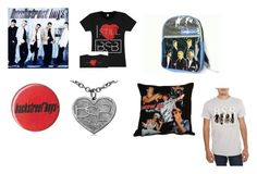 """BackStreet Boys"" by danielle-bff-renee on Polyvore"