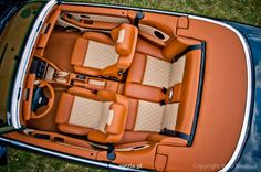 Audi 80 cabrio - pimped..