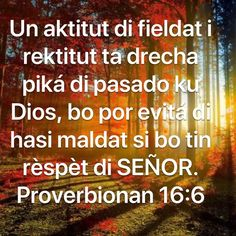 Proverbionan 16:6