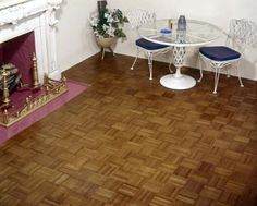 How To Design A Parquet Floor | Home Guides | SF Gate