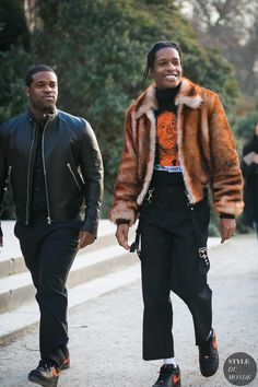 ASAP Rocky and ASAP Ferg by STYLEDUMONDE Street Style Fashion Photography0E2A6312