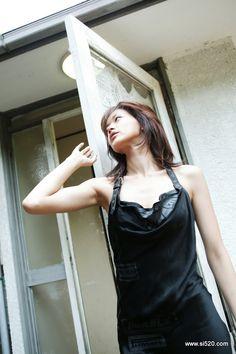 黒谷友香さんの水着