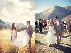 Rustic Los Olivos Wedding Captured by GPT Photography - Real Weddings - Loverly