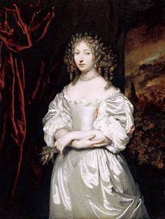 Portrait of Suzanna Doublet-Huygens by Caspar Netscher - in Western European fashion - Wikipedia, the free encyclopedia 17th Century Clothing, 17th Century Fashion, 17th Century Art, Historical Art, Historical Costume, Historical Clothing, European Clothing, Women's Clothing, Baroque Fashion
