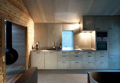 savioz fabrizzi architectes, Thomas Jantscher · Germanier house
