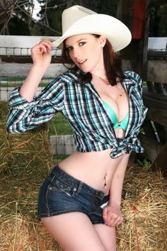 These Sexy Cowgirls Will Make Your Face Melt