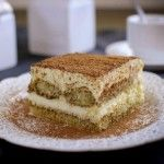 The epitome of Italian desserts is Tiramisu, hands down. It has such a great combination of flavors – coffee, chocolate, creamy and luxurious filling. Summer Desserts, No Bake Desserts, Tiramisu Cake, Chocolate Tiramisu, Tiramisu Recipe, Mint Chocolate, Chocolate Chips, Italian Desserts, Italian Tiramisu