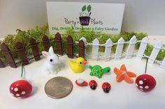 Fairy garden kits to do at home. Fairy garden miniatures