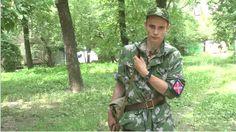 #Novorossiya Deutscher Freiwilliger kämpft in der Ost-#Ukraine gegen #Kiev, #Poroshenko's Faschisten pic.twitter.com/SkCKV9usE0
