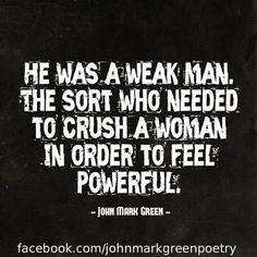 Haha yep. Weak and small man LBB
