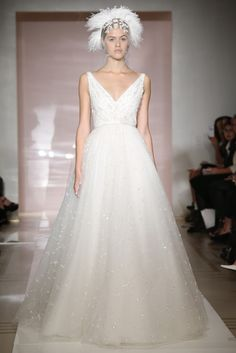 Reem Acra Bridal Fall 2014 #15