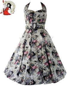 Astrid hell bunny dress
