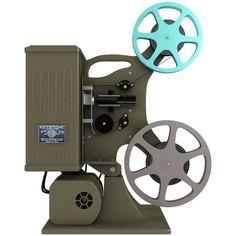Keystone Movie Projector... home movies!