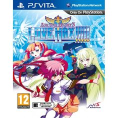Arcana Heart 3 Love Max!!!!! PS Vita Game | http://gamesactions.com shares #new #latest #videogames #games for #pc #psp #ps3 #wii #xbox #nintendo #3ds