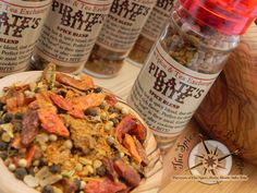 Pirate's Bite Spice Blend - $11.95 : Spice and Tea Exchange, Purveyors of fine Spices, Herbs, Teas, & Accessories