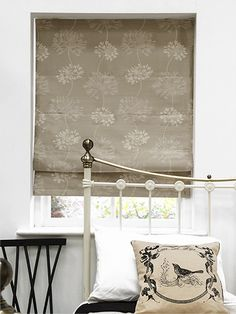 Angelica Mink Roman Blind now called Rosedale in blue Roman Blinds, Curtains With Blinds, Color Themes, Colors, Kitchen Blinds, Main Gate, Living Room Update, Window Dressings, Roller Blinds