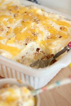 Limoncello Tiramisu. Ein leckeres Dessert mit Limoncello und Lemon Curd. Besser kann ein Nachtisch mit Zitronen nicht schmecken.