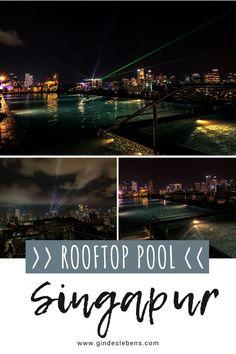 Hotel Jen Orchardgateway Singapur mit Rooftop Pool und Blick auf die Lichtshow des Marina Bay Sands. Das Hotel Jen Orchardgateway Singapore befindet sich im Zentrum der Stadt und ist der ideale Ausgangspunkt, um die Sehenswürdigkeiten in Singapur zu erkunden. Highlight: Rooftop Infinity Pool und Rooftop Bar mit Blick auf die Lichtshow des Marina Bay Sands. Mehr zu Singapur auf www.gindeslebens.com #Singapur #RooftopPool #InfinityPool #SingapurHotel Infinity Pools, Tromso, Plaza Hotel, Ubud, Marina Bay Sands, Singapore Zoo, Sands Hotel, Rooftop Pool, Gardens By The Bay