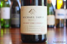 2013 Michael David Winery Ancient Vine Cinsault. A perfect matches for your Thanksgiving feast from a truly historic American vineyard!  http://www.reversewinesnob.com/2014/11/bechthold-vineyard-cinsault.html #wine #winelover