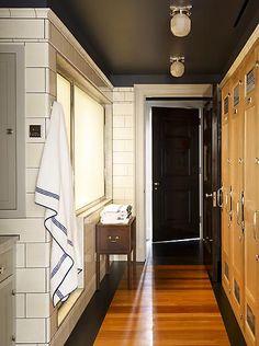 main bathroom - door through to dressing room towards main bedroom off main vanity bathroom room ...
