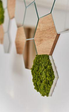 Coffee Shop Interior Design, Bathroom Interior Design, Interior Decorating, Home Garden Design, Home Room Design, Küchen Design, Wall Design, Restaurant Exterior Design, Moss Decor